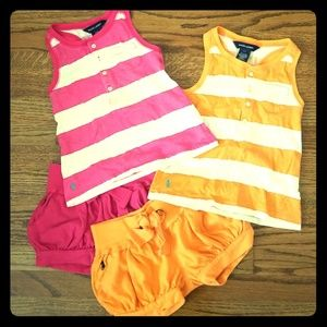 Ralph Lauren Toddler Outfits